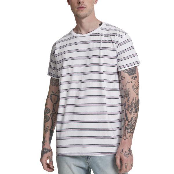 Urban Classics - Multicolor Stripe Sommer Shirt