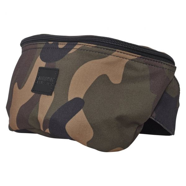 Urban Classics - Hip Bag Bauch Gürtel Tasche camo