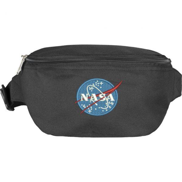 Mister Tee Hip Bag Bauch Gürtel Tasche NASA schwarz