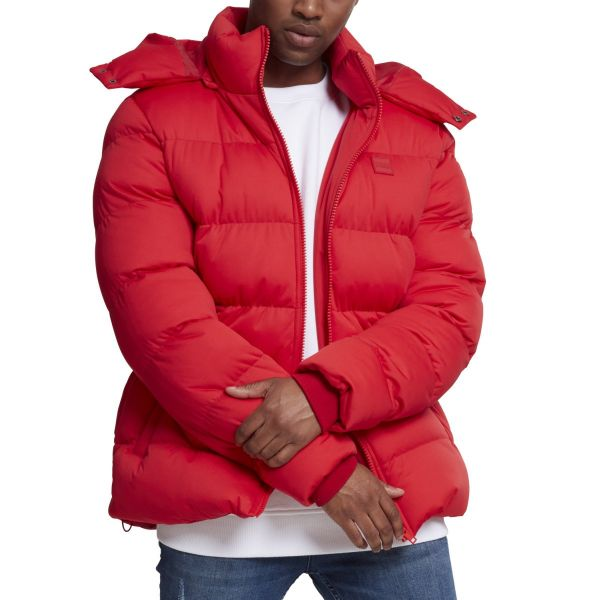 Urban Classics - HOODED BOXY PUFFER Stepp Winterjacke