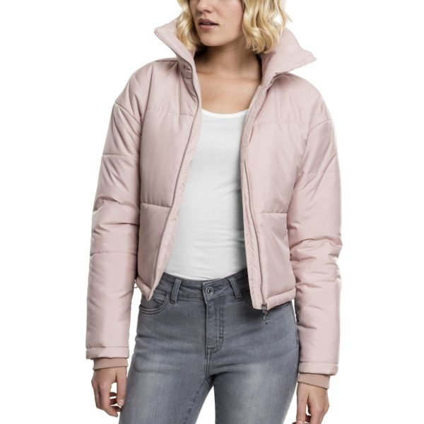 Urban Classics Ladies - Oversized High Neck Winter Jacket