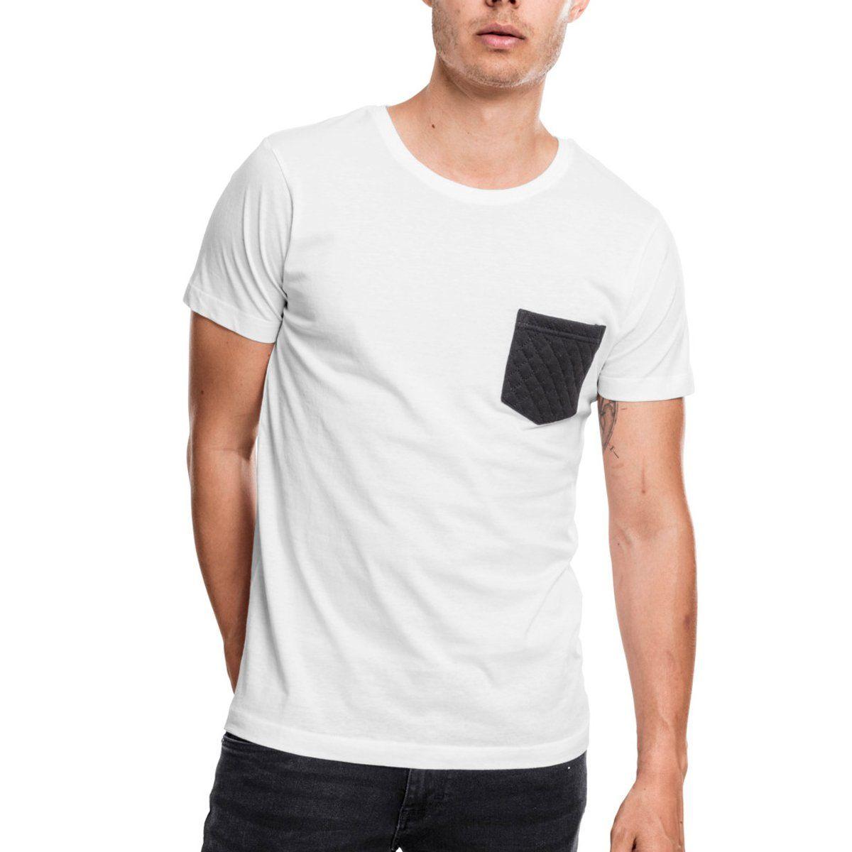 Urban Classics - QUILTED POCKET Shirt