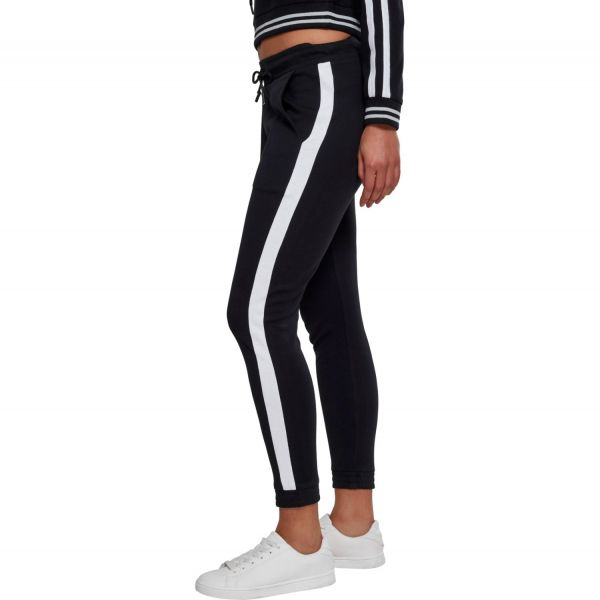 Urban Classics Ladies - INTERLOCK Jogging Sweatpants Hose