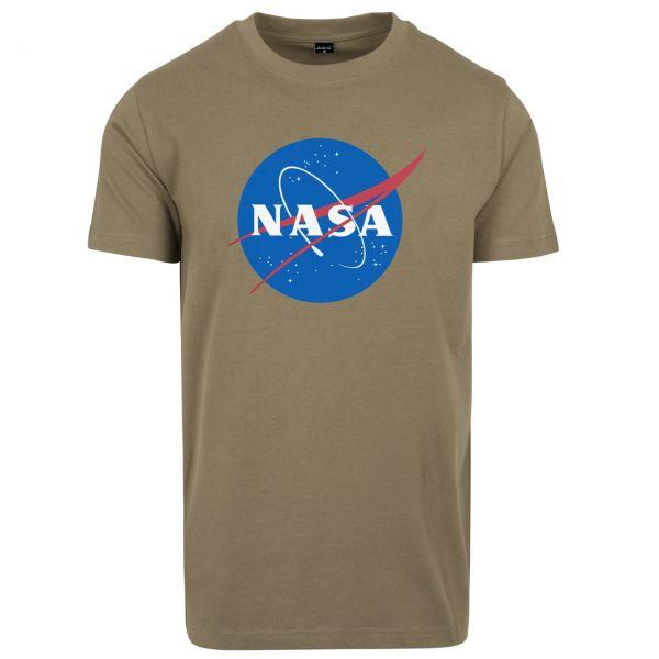 Mister Tee Shirt - NASA grey
