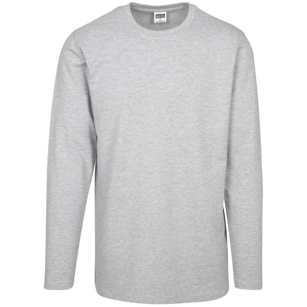 Urban Classics - Stretch Terry Longsleeve