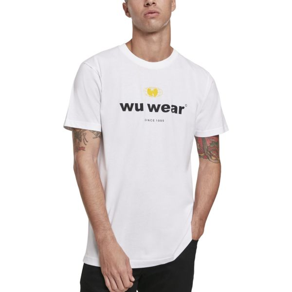 Wu-Wear Hip Hop Shirt - Since 1995 Tee white