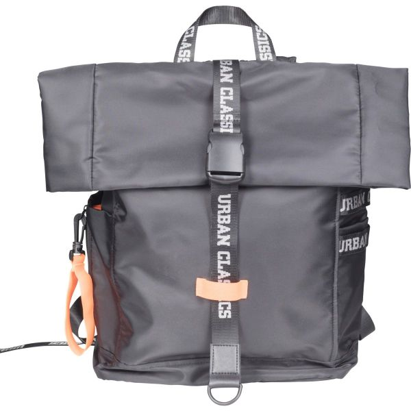 Urban Classics - Nylon Zipper Hacken Backpack Rucksack