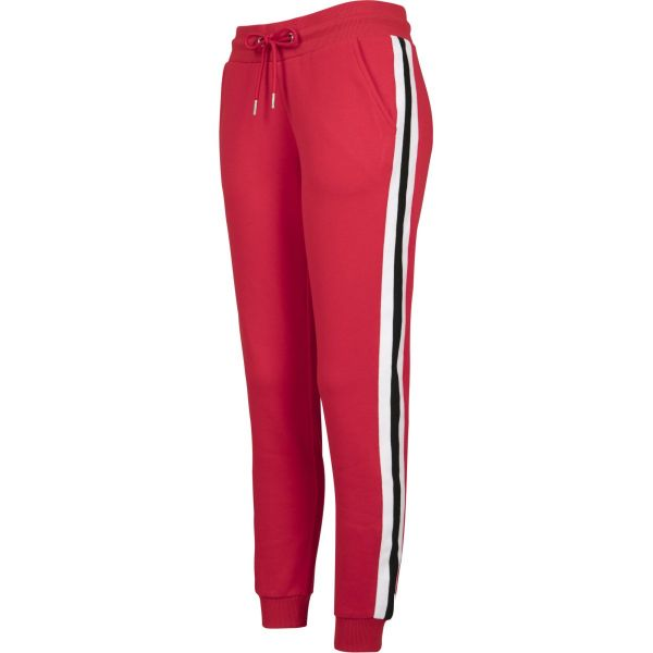 Urban Classics Ladies - College Sports Fleece Sweatpants