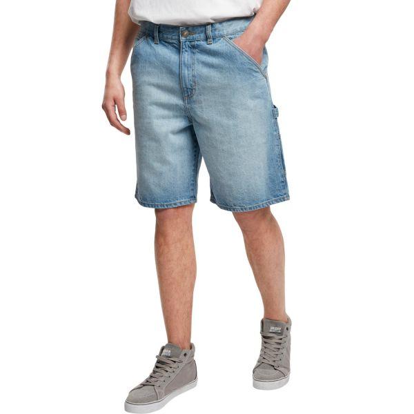 Urban Classics - Carpenter Jeans Shorts denim