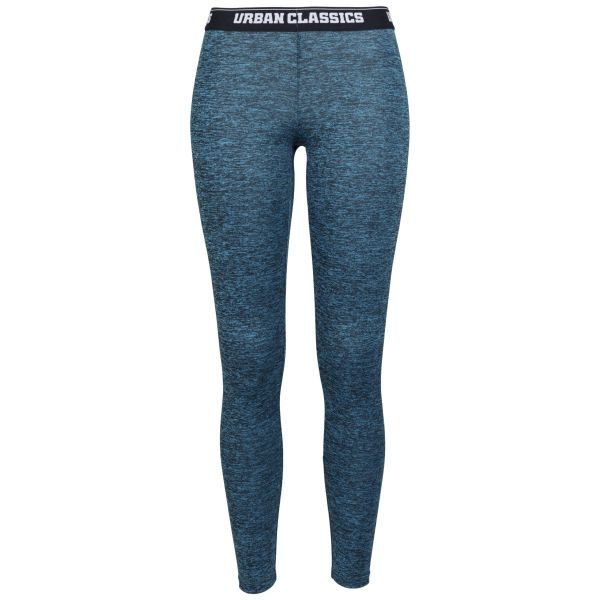 Urban Classics Ladies - Activ Melange Fitness Sport Leggings