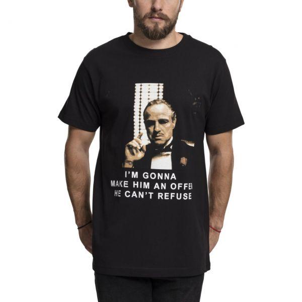 Merchcode Shirt - Godfather Refuse Shirt noir