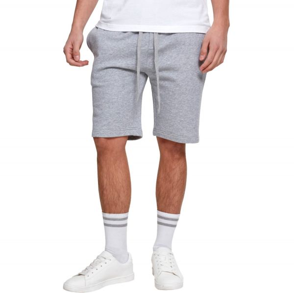 Urban Classics - BASIC Sweat Shorts grey