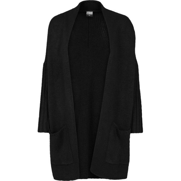 Urban Classics Ladies - Oversized Strick Long Cardigan