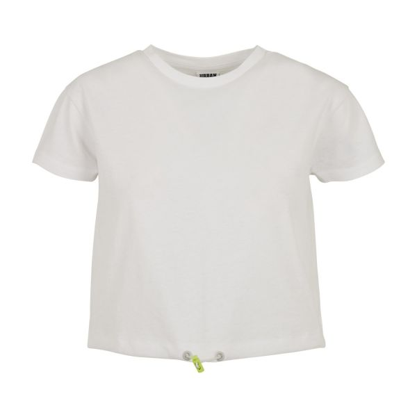 Urban Classics Ladies - Cropped Tunnel Top