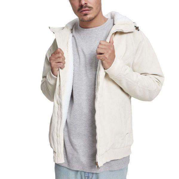 Urban Classics - Hooded Sherpa Kord Winter Jacke