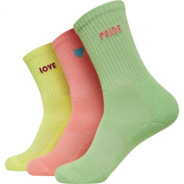 Urban Classics - PRIDE Socken 3er Pack