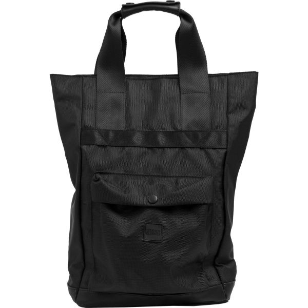 Urban Classics - CARRY HANDLE Backpack Rucksack schwarz