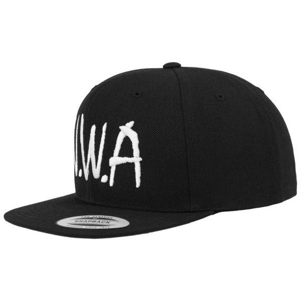 Merchcode Snapback Cap - N.W.A schwarz