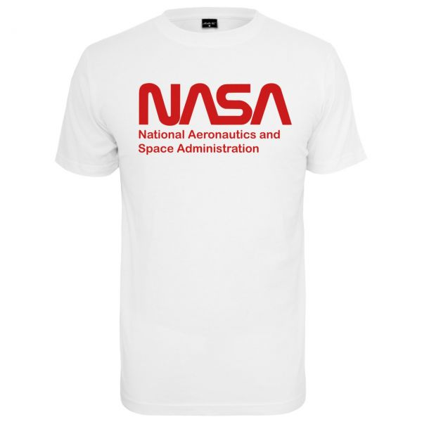 Mister Tee Shirt - NASA Wormlogo