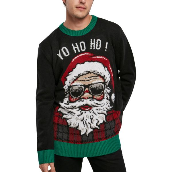 Urban Classics - YO HO HO Nicolaus Christmas Sweater