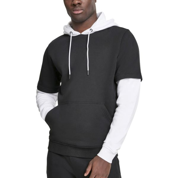 Urban Classics - Double Layer Fleece Hoody