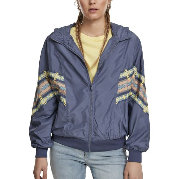 Urban Classics Ladies - INKA Batwing Windbreaker Jacke