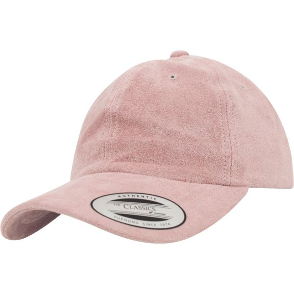 Flexfit Low Profile VELOURS Samt Nicki Cap