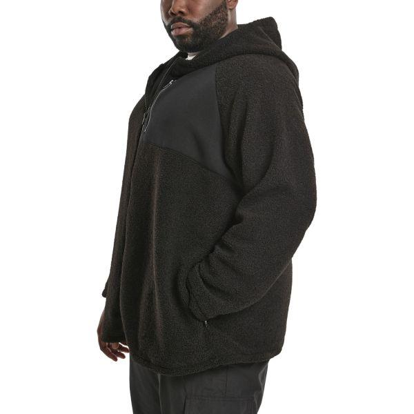 Urban Classics - Hooded SHERPA Winter Jacke