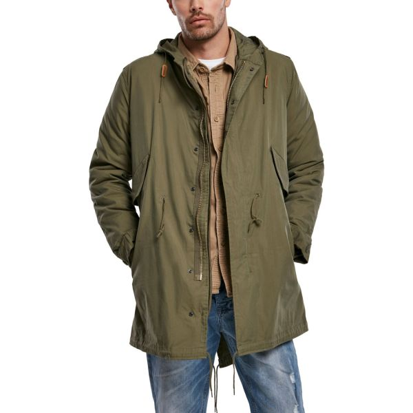 Brandit - M51 US Winter Parka Outdoor Mantel