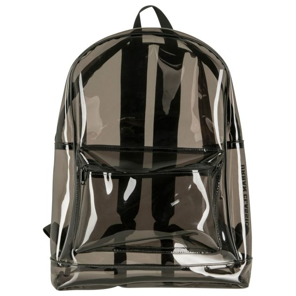 Urban Classics - Transparent Backpack Rucksack