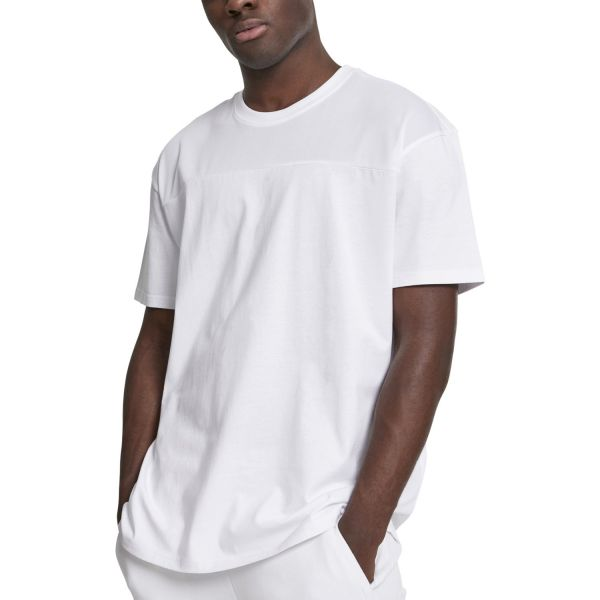 Urban Classics - MESH Panel Sports Shirt