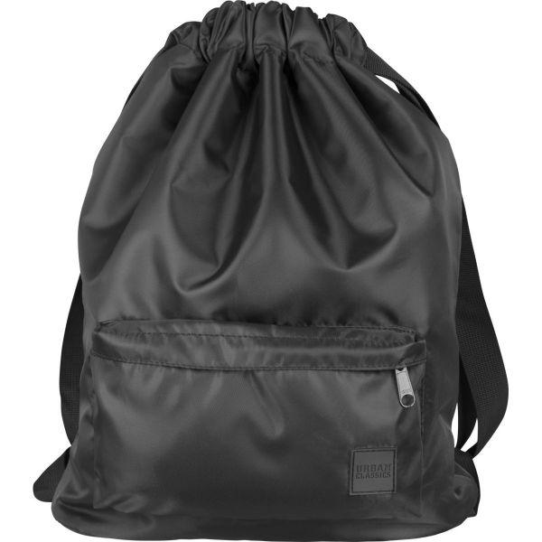Urban Classics - Pocket Gym Bag schwarz