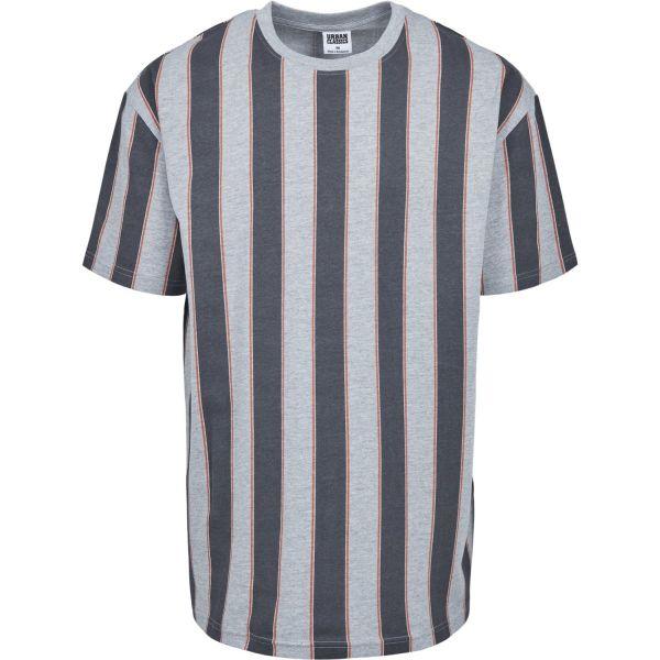 Urban Classics - Oversized Bold Stripe Shirt