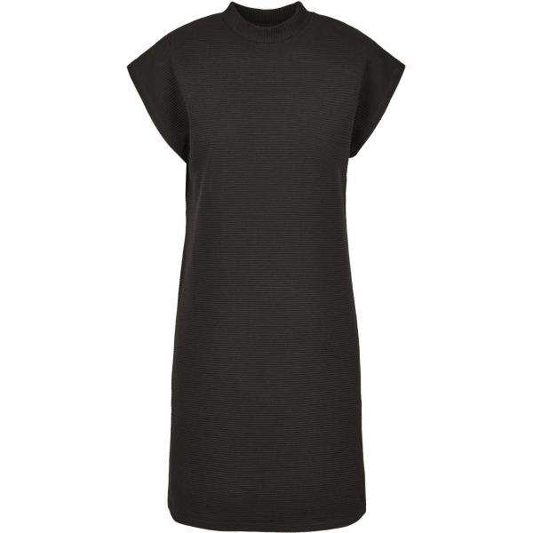 Urban Classics Ladies - Naps Terry Extended Shoulder Kleid