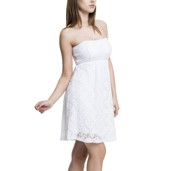 Urban Classics Ladies - LACES Spitzen Sommer Kleid