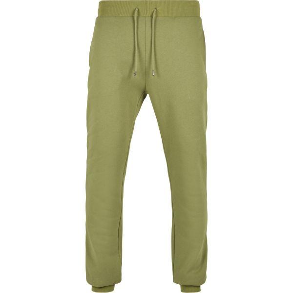 Urban Classics - Organic Sweatpants new olive