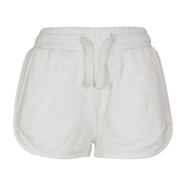 Urban Classics Ladies - TOWEL TERRY Sommer Hot Pants