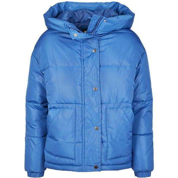 Urban Classics Ladies - Oversized Puffer Hooded Winterjacket