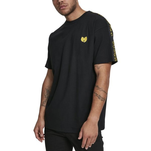 Wu-Wear Hip Hop Shirt - Sidetape noir