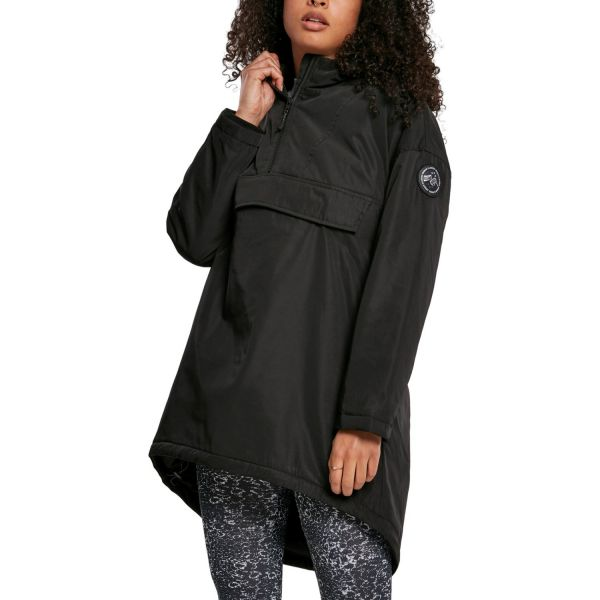 Urban Classics Ladies - Long Oversized Pull Over Jacke