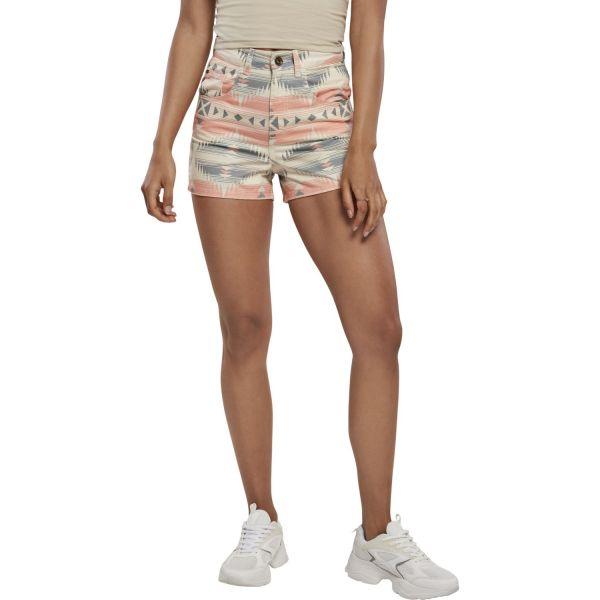 Urban Classics Ladies - Inka Highwaist Shorts
