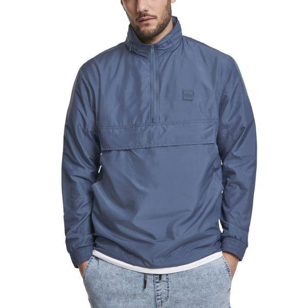 Urban Classics - HIDDED Hood Pull Over Jacket black