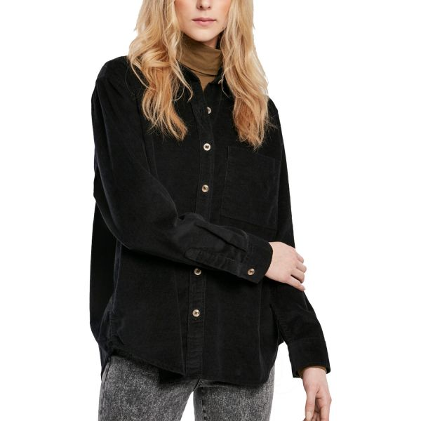 Urban Classics Ladies - KORD Oversized Shirt Hemd