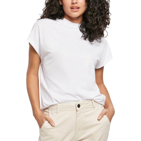 Urban Classics Ladies - Oversized Cut-On-Sleeve Top