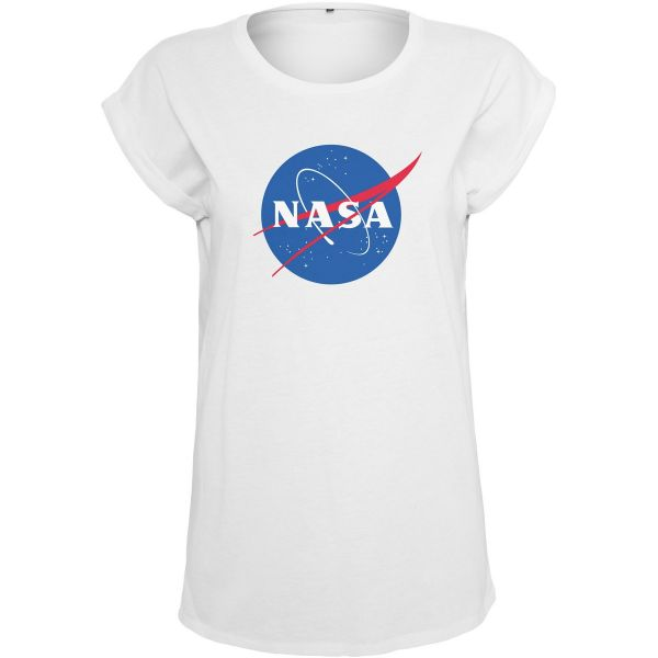 Mister Tee Ladies Top - NASA USA Shirt