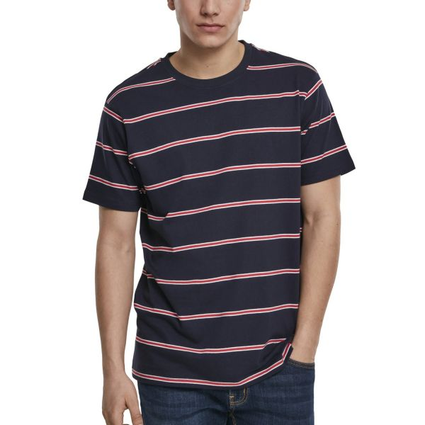 Urban Classics - Yarn Dyed Skate Stripe Shirt