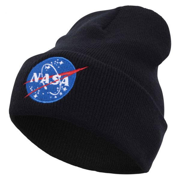 Mister Tee Wintermütze Long Beanie - NASA