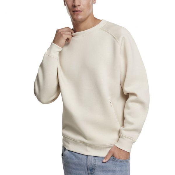 Urban Classics - RAGLAN Zip Pocket Crewneck Pullover