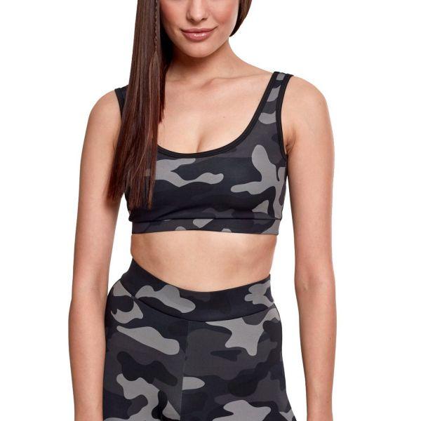 Urban Classics Ladies - SPORTS BH Fitness BRA