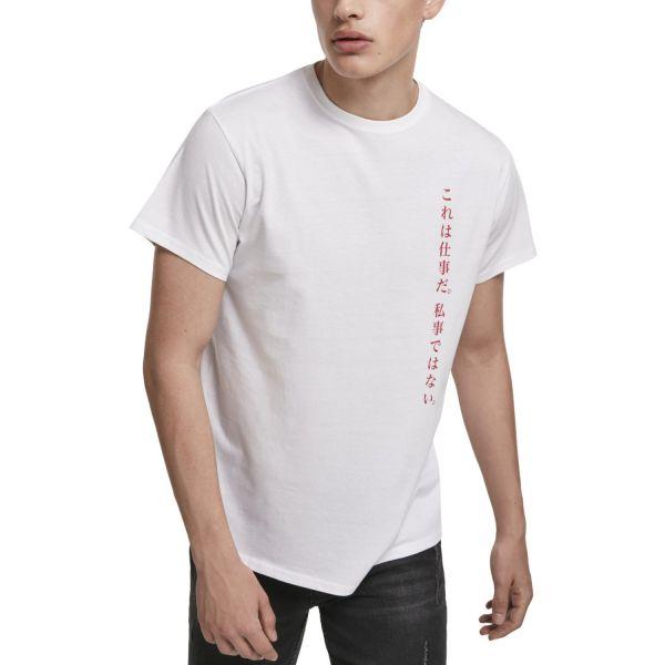 Merchcode Shirt - Godfather Characters Shirt weiß